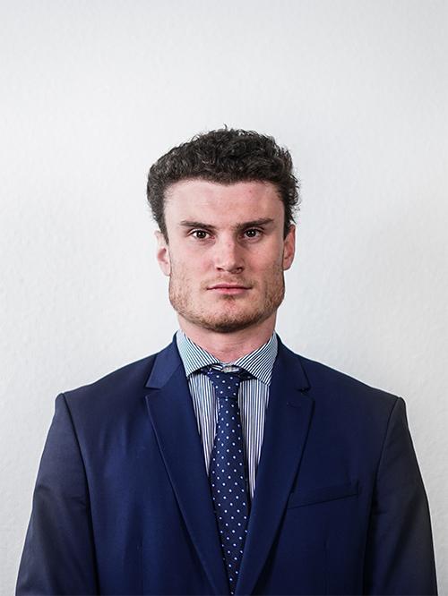 Antoine TROLLIET - Trésorier de notre Junior Entreprise emlyon junior conseil