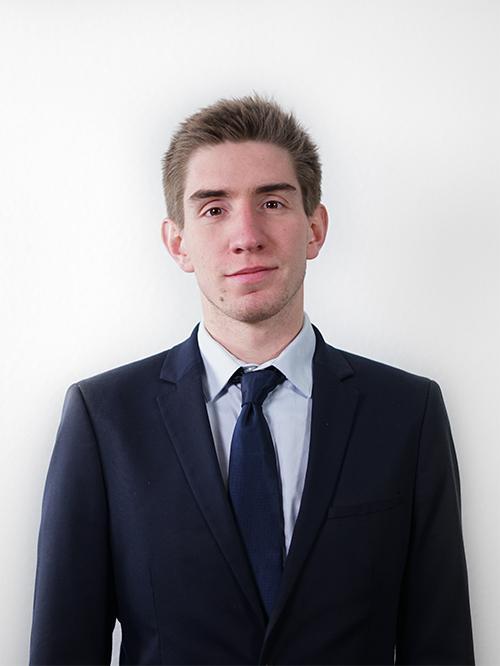 Benoit MONTUCLARD - Vice-Président de notre Junior Entreprise emlyon junior conseil