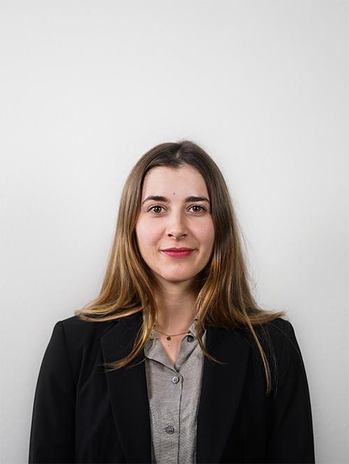 Héloïse GERARD - Administrateur Qualité de notre Junior Entreprise emlyon junior conseil