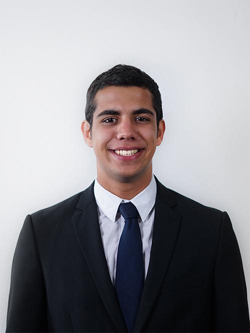 Lucas BRESSAND - Responsable RSE au Pôle Développement Commercial de notre junior entreprise