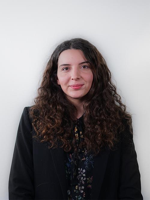 Pamela DUKA - Vice-Trésorière de notre Junior Entreprise emlyon junior conseil